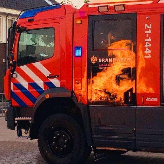 Drieluik voorrang aan veiligheid: de vrijwillige brandweer