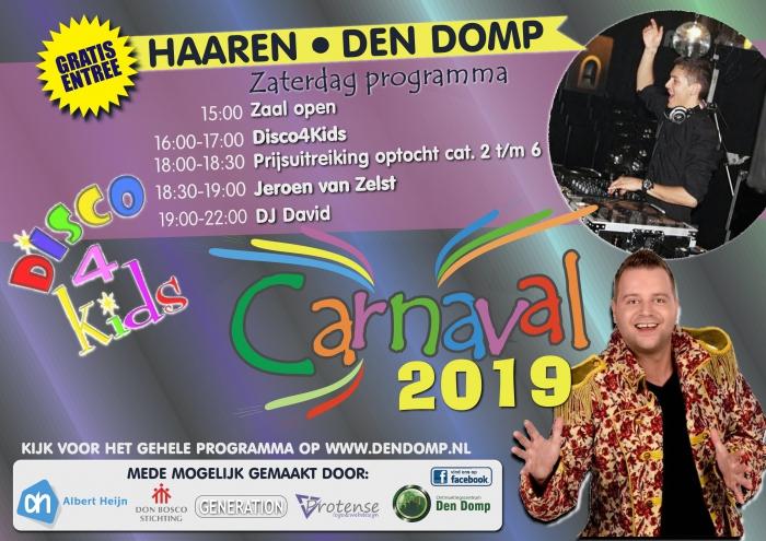 Carnaval 2019 Ontmoetingscentrum Den Domp